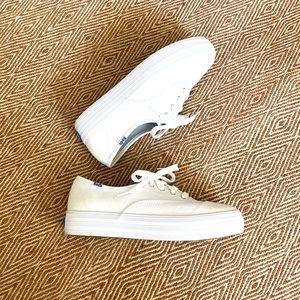 Ked's | Dream Foam Classic White Sneaker